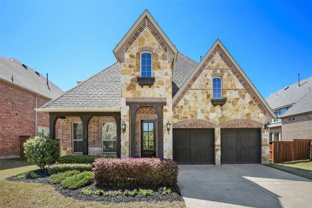 5665 Lightfoot Lane, Frisco, TX 75036 (MLS #14315699) :: The Kimberly Davis Group