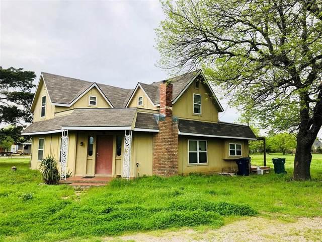 810 N 6th Street, Gunter, TX 75058 (MLS #14315700) :: The Kimberly Davis Group
