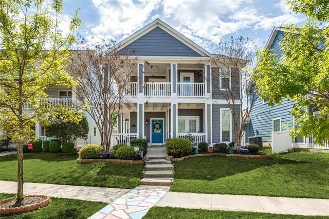 1128 Appalachian Lane, Savannah, TX 76227 (MLS #14315709) :: The Chad Smith Team