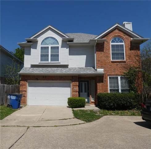 1503 Collin Drive, Allen, TX 75002 (MLS #14315714) :: Tenesha Lusk Realty Group