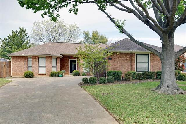 2220 Woodview Drive, Flower Mound, TX 75028 (MLS #14315730) :: Hargrove Realty Group