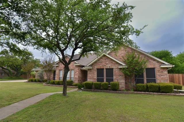 113 Lakeside Oaks Circle, Lakeside, TX 76135 (MLS #14315734) :: The Kimberly Davis Group