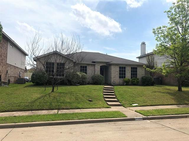 1555 Englewood Drive, Rockwall, TX 75032 (MLS #14315745) :: Ann Carr Real Estate