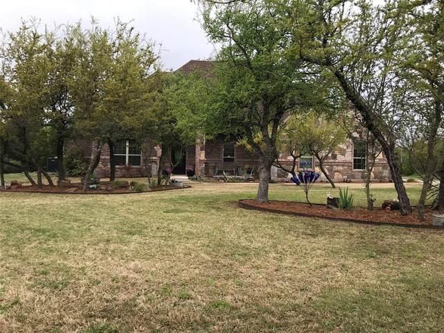 114 Woodlot Lane, Azle, TX 76020 (MLS #14315756) :: The Kimberly Davis Group