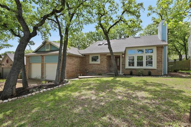 6808 Parkwood Drive, North Richland Hills, TX 76182 (MLS #14315758) :: Team Hodnett