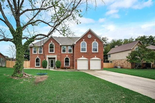 3205 Meredith Lane, Grapevine, TX 76051 (MLS #14315760) :: The Tierny Jordan Network