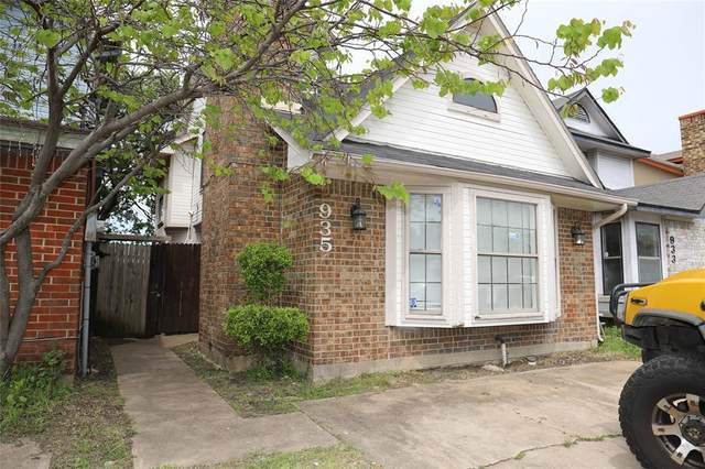 935 Fairbanks Circle, Duncanville, TX 75137 (MLS #14315766) :: Tenesha Lusk Realty Group