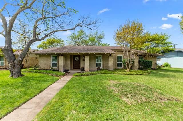 13107 Kerr Trail, Farmers Branch, TX 75244 (MLS #14315768) :: Hargrove Realty Group