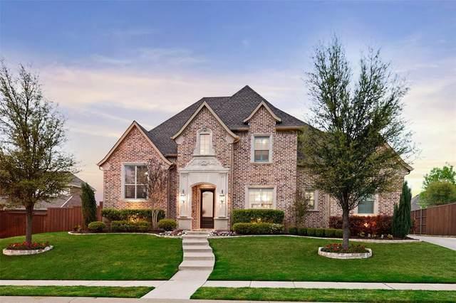1901 Stillhouse Hollow Drive, Prosper, TX 75078 (MLS #14315781) :: Tenesha Lusk Realty Group