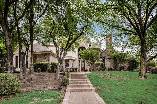 3812 Park Bend Drive, Flower Mound, TX 75022 (MLS #14315807) :: Hargrove Realty Group