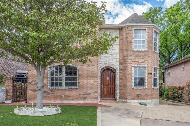 5503 Ranger Drive, Rockwall, TX 75032 (MLS #14315817) :: The Kimberly Davis Group
