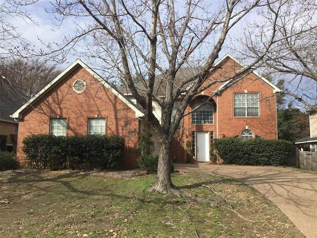2313 Hickory Leaf Lane, Flower Mound, TX 75022 (MLS #14315830) :: Hargrove Realty Group