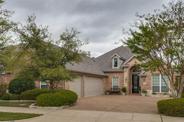 5408 Bentrose Drive, Mckinney, TX 75070 (MLS #14315835) :: All Cities USA Realty