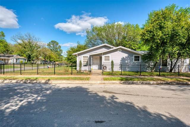 2701 Halbert Street, Fort Worth, TX 76112 (MLS #14315838) :: Trinity Premier Properties