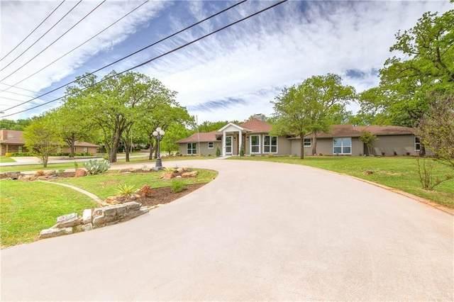 4320 Fairway Drive, Granbury, TX 76049 (MLS #14315842) :: Ann Carr Real Estate