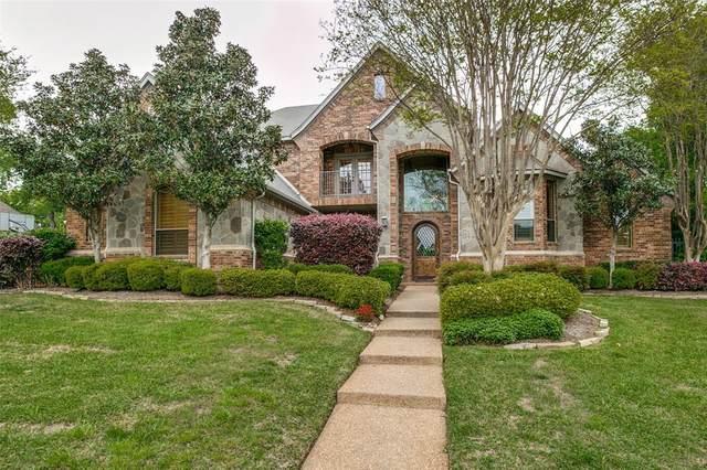 1413 Cherry Blossom Lane, Keller, TX 76248 (MLS #14315847) :: Justin Bassett Realty