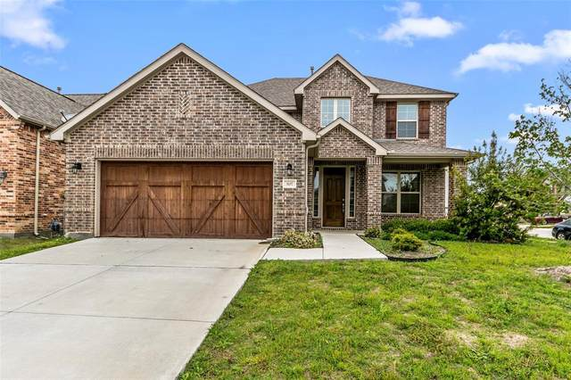 3107 Turkey Creek Trail, Celina, TX 75078 (MLS #14315853) :: All Cities USA Realty