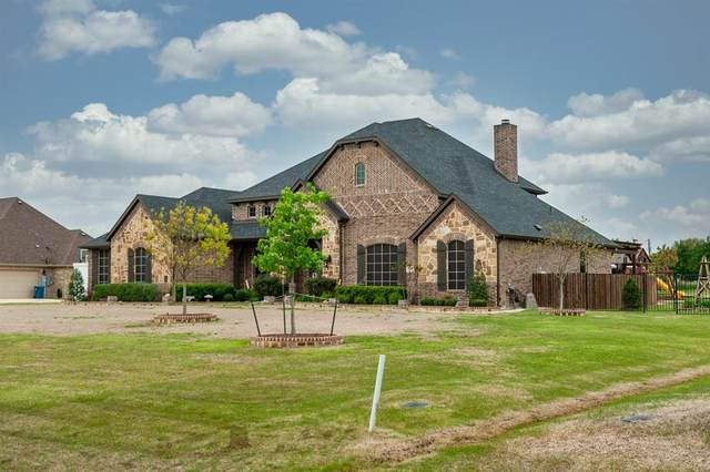 8011 Hess Drive, Mansfield, TX 76063 (MLS #14315858) :: The Chad Smith Team