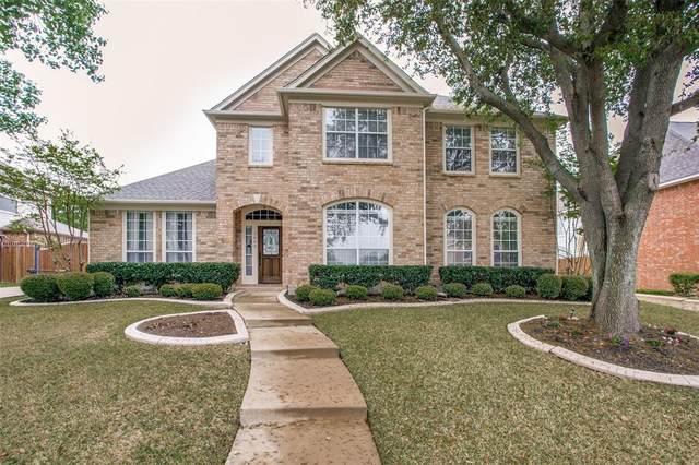 1603 Highland Oaks Drive, Keller, TX 76248 (MLS #14315861) :: Justin Bassett Realty