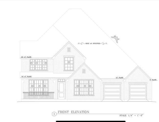 12716 Rustic Springs, Fort Worth, TX 76052 (MLS #14315878) :: The Kimberly Davis Group