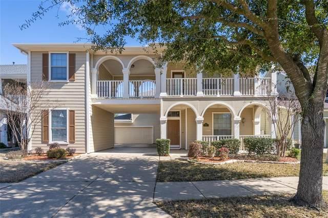 1312 Cobblestone Court, Savannah, TX 76227 (MLS #14315885) :: The Kimberly Davis Group