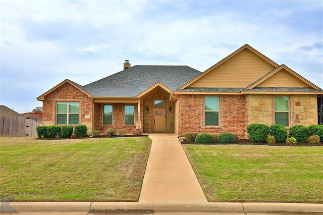 6325 Milestone Drive, Abilene, TX 79606 (MLS #14315894) :: All Cities USA Realty