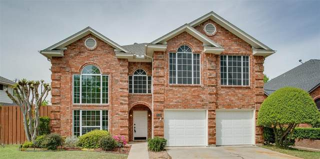 520 Parkview Place, Coppell, TX 75019 (MLS #14315902) :: The Rhodes Team
