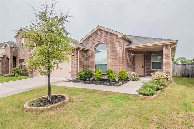 640 Cameron Way, Azle, TX 76020 (MLS #14315912) :: Trinity Premier Properties