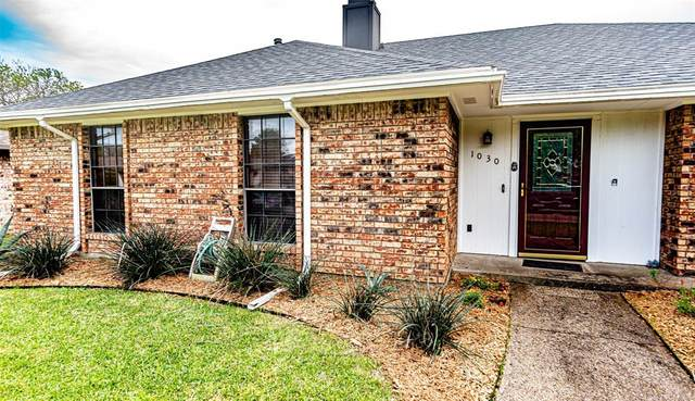 1030 Westminster Lane, Garland, TX 75040 (MLS #14315966) :: Team Tiller
