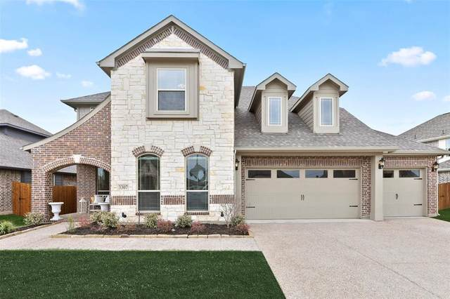 3307 Timberline Drive, Melissa, TX 75454 (MLS #14315973) :: The Kimberly Davis Group