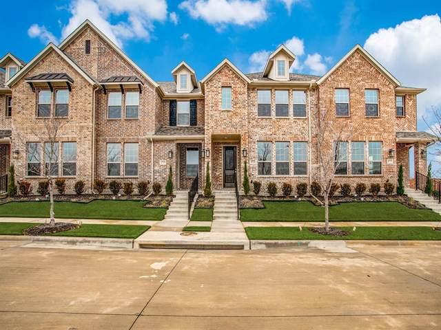 4733 Ladrillo Lane, Mckinney, TX 75070 (MLS #14315991) :: All Cities USA Realty