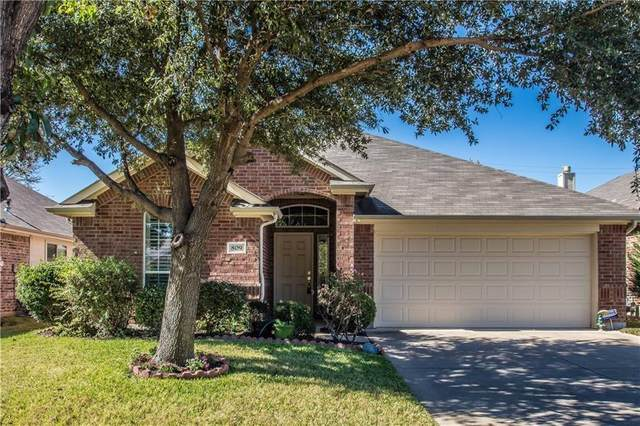 809 Chase Circle, Hurst, TX 76053 (MLS #14316001) :: The Mitchell Group