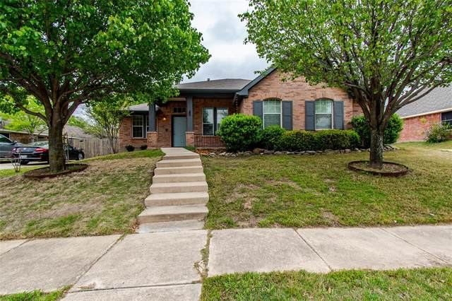 6317 Pinehurst Drive, North Richland Hills, TX 76180 (MLS #14316016) :: Team Hodnett