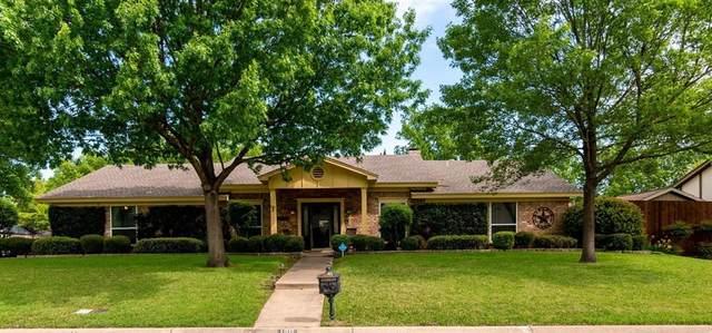 100 Circleview Drive N, Hurst, TX 76054 (MLS #14316026) :: The Mitchell Group