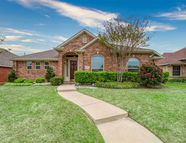 10713 Ambergate Lane, Frisco, TX 75035 (MLS #14316030) :: Robbins Real Estate Group