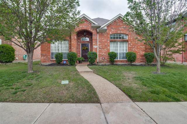 5731 Woodmoss Lane, The Colony, TX 75056 (MLS #14316051) :: The Kimberly Davis Group