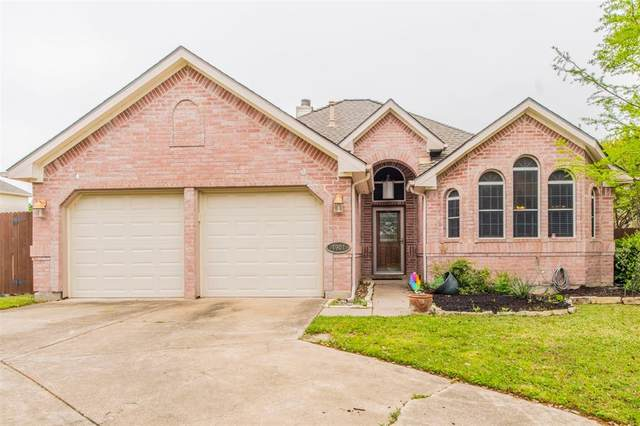 4901 Parkside Way, Fort Worth, TX 76137 (MLS #14316058) :: The Mitchell Group