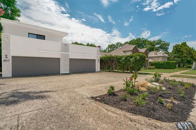 4917 Bryce Avenue, Fort Worth, TX 76107 (MLS #14316070) :: The Chad Smith Team