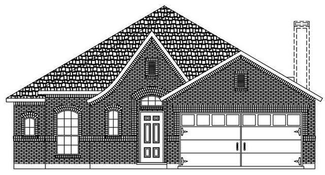 1445 Eagle Nest Drive, Pelican Bay, TX 76020 (MLS #14316076) :: The Kimberly Davis Group