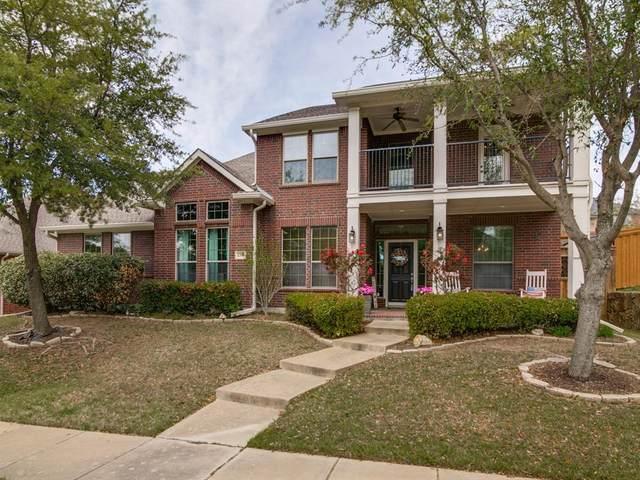 1391 Scarboro Hills Lane, Rockwall, TX 75087 (MLS #14316102) :: The Welch Team