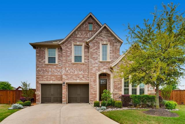 895 Sweet Iron Road, Frisco, TX 75036 (MLS #14316113) :: All Cities USA Realty