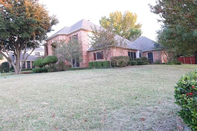 2829 Mayfair Lane, Mckinney, TX 75071 (MLS #14316171) :: Tenesha Lusk Realty Group