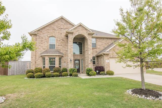 1104 Seguin Road, Forney, TX 75126 (MLS #14316183) :: The Kimberly Davis Group