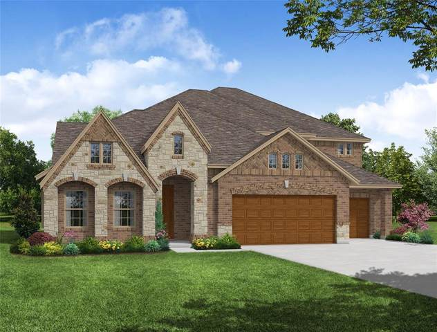 1048 English Oak Drive, Burleson, TX 76028 (MLS #14316194) :: The Mitchell Group