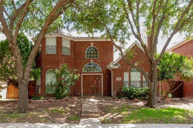 306 Santa Fe Trail, Irving, TX 75063 (MLS #14316197) :: EXIT Realty Elite
