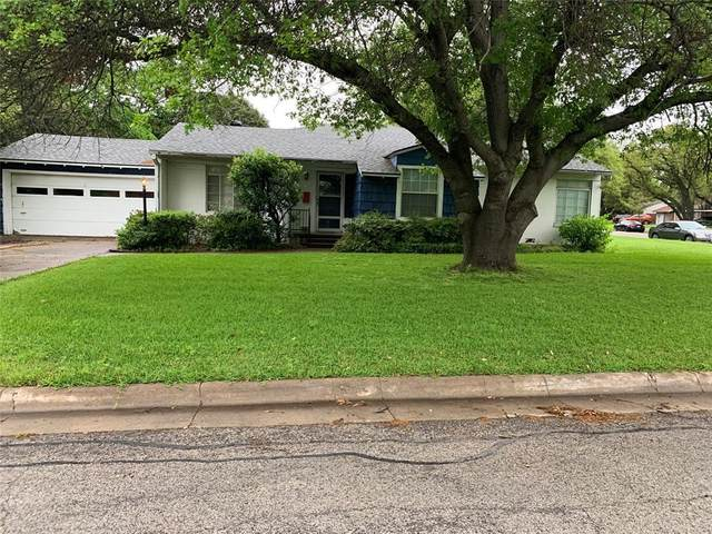 4213 Anita Avenue, Fort Worth, TX 76109 (MLS #14316203) :: The Mitchell Group