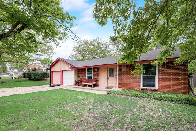 916 Gettysburg Place, Bedford, TX 76022 (MLS #14316214) :: The Mitchell Group