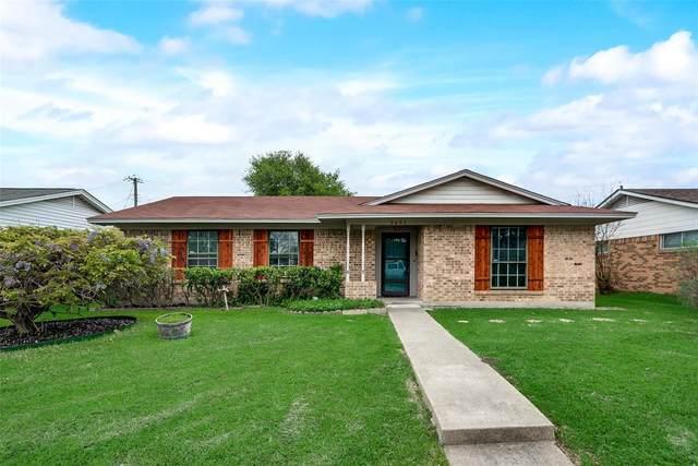 3602 Lariat Lane, Garland, TX 75042 (MLS #14316220) :: Team Tiller