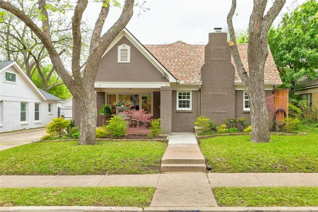 3228 Wabash Avenue, Fort Worth, TX 76109 (MLS #14316256) :: The Mitchell Group