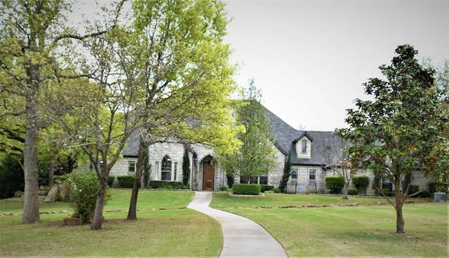 106 Autumn Springs Court, Weatherford, TX 76087 (MLS #14316277) :: Trinity Premier Properties